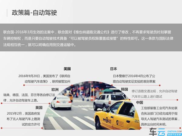 2016智能网联汽车发展报告
