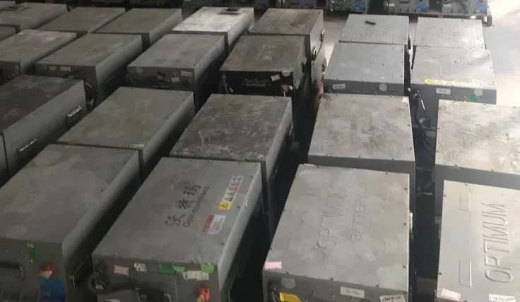 沃特玛废旧动力电池