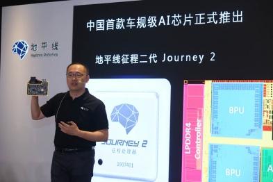 中国首款车规级AI芯片来了!地平线喊话特斯拉:计算平台算力是FSD近3倍