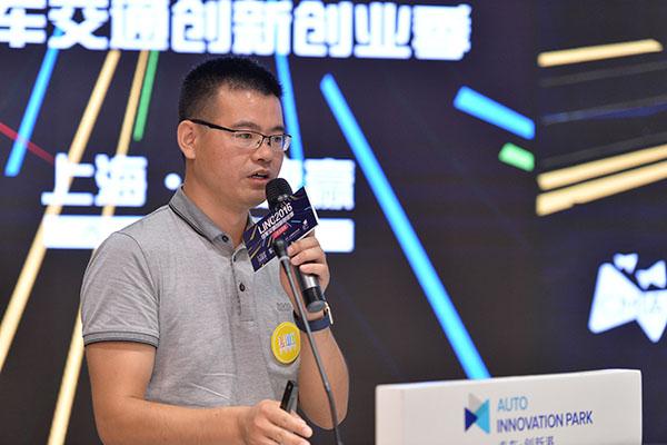 上海鲲哲信息科技有限公司CEO吴晓军