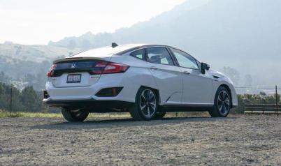 本田氢燃料电池汽车发售,但却贵到只能租没法买