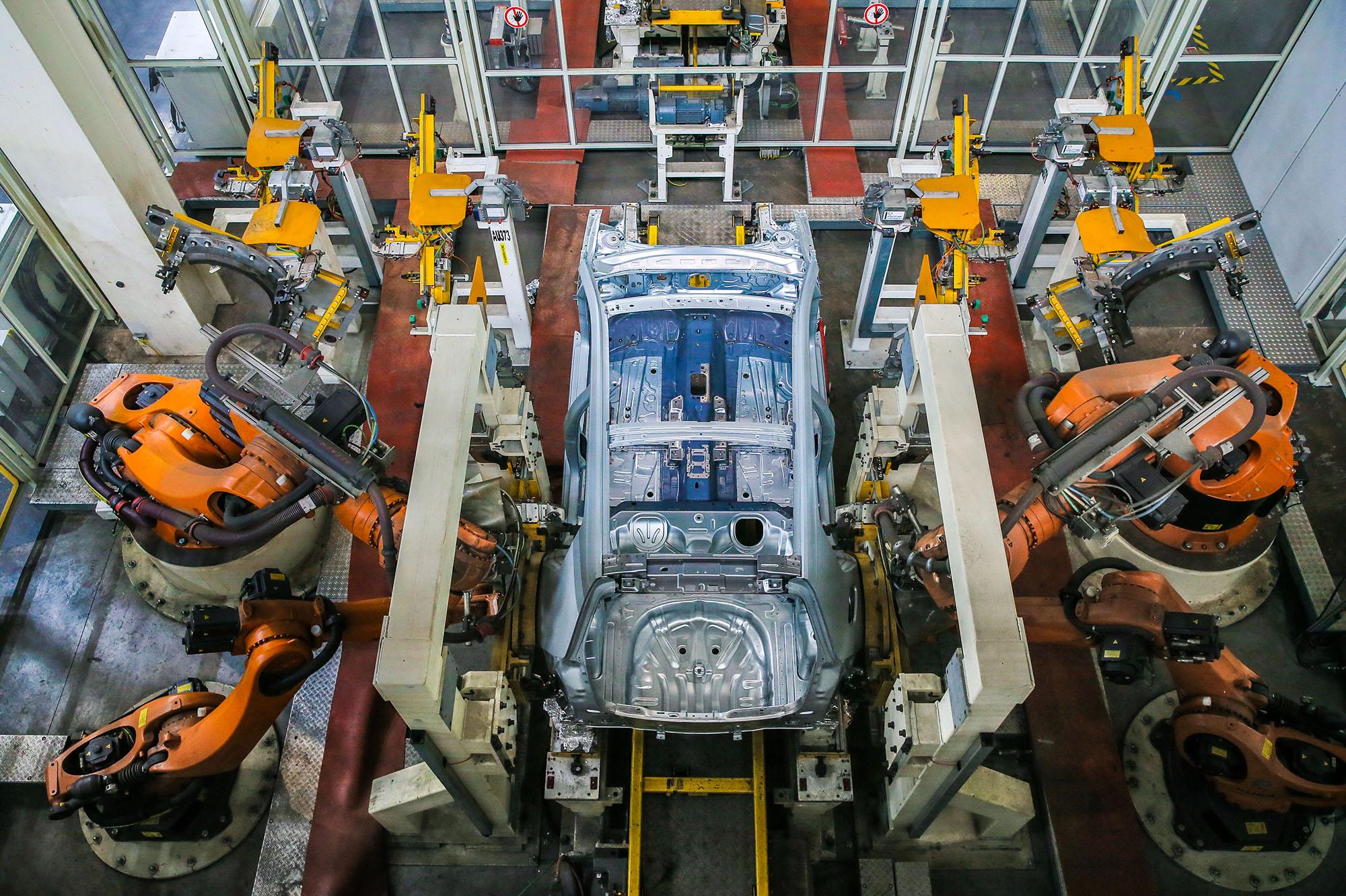 一汽-大众佛山工厂