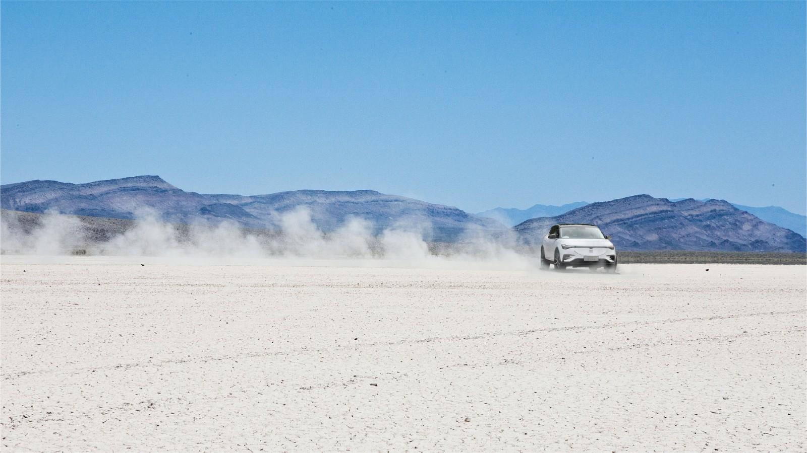 天际汽车首款豪华智能电动SUV ME7