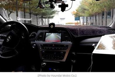 现代摩比斯研发自主倒车技术,将在韩国商业化