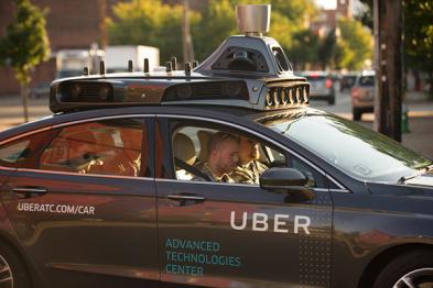 """""""祸不单行""""的Uber自动驾驶,最近又折损了三员大将"""
