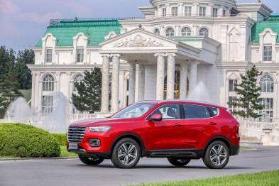 長城汽車前三季度銷量破70萬輛 同比勁增7.01%