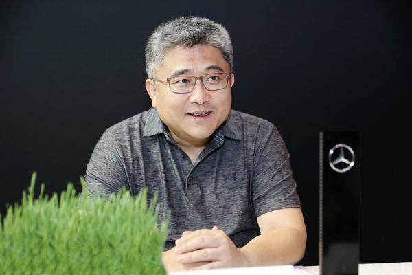 北京梅赛德斯-奔驰销售服务有限公司执行副总裁 段建军