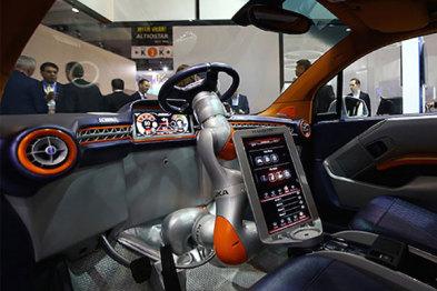高端信娱系统供应商哈曼开始攻占中高级车型