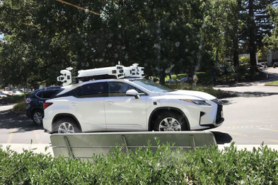 苹果或租用FCA测试场,用于开展自动驾驶路测