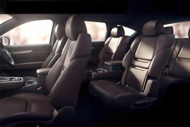 马自达全新CX-8推6/7座版本,下半年发布