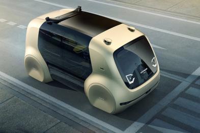 视频 | 大众集团日内瓦车展发布自动驾驶概念车Sedric