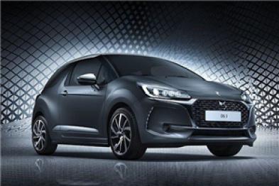 DS将在2018年推出首款纯电动车