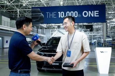 第一万台交车,理想ONE用六个半月重新定义新造车?