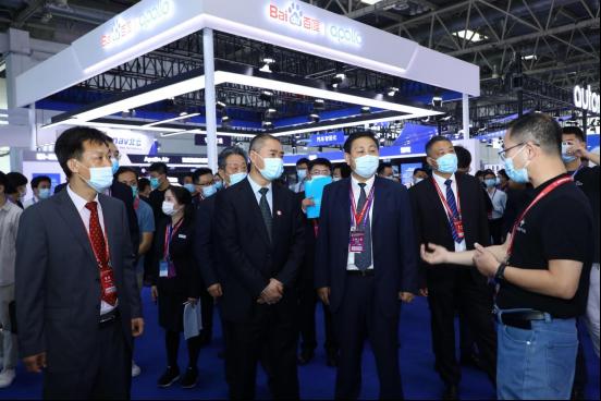 2021世界智能网联汽车大会暨展览会在京隆重开幕