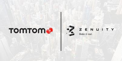 TomTom联合Zenuity开发自动驾驶软件系统平台