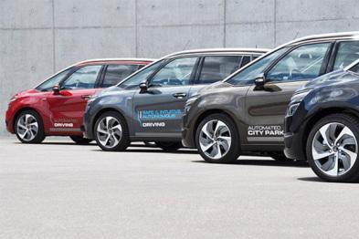 PSA集团2018年推出自动驾驶,多车将搭载