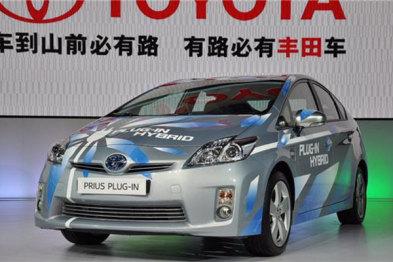 丰田与电力公司合作,推动电动车发展