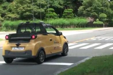 韩国电子通信研究所研发新软件,可通过app操作自动驾驶汽车