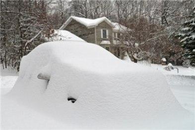 """无人驾驶车""""雪中蒙圈"""",还得靠高精度地图"""