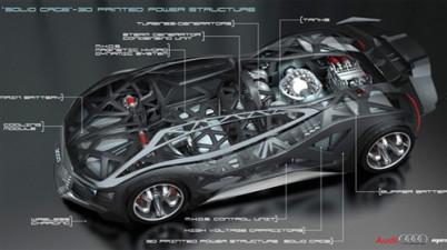 奥迪要造核动力跑车,内部搭载核聚变反应堆