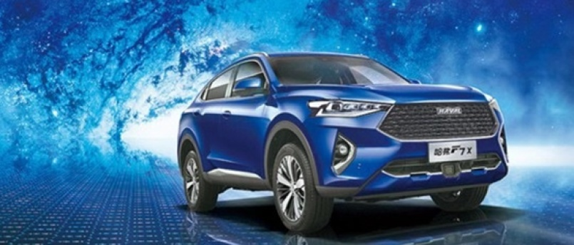 """揭開哈弗F7x的""""X檔案"""",中國品牌轎跑SUV如何打破豪華品牌的一統江山?"""