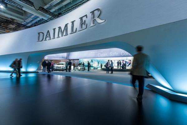 戴姆勒电动汽车首席研发高管跳槽博世