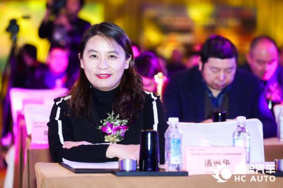 上海中威智投商贸有限公司董事长潘丽华