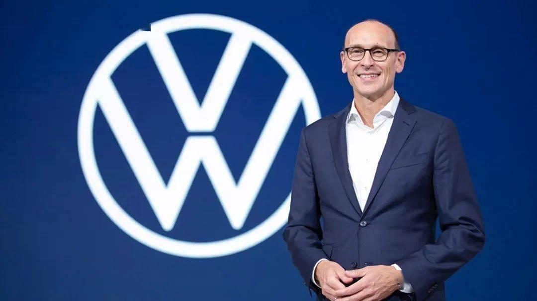 大众汽车乘用车品牌CEO贝瑞德(Ralf Brandstätter)