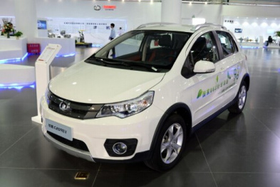 长城汽车新能源项目入驻国际汽车城创新港