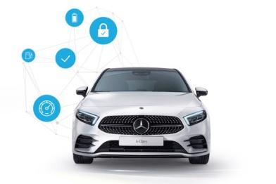 戴姆勒将向第三方供应商提供车辆故障代码,远程诊断网联奔驰汽车