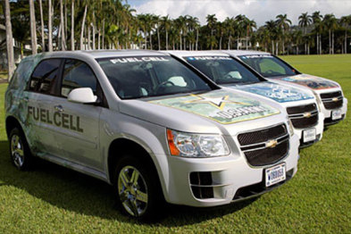 从动力总成部门更名,看通用默默耕耘的「燃料电池」计划