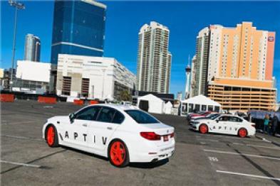 安波福合作赫兹公司,共同开发自动驾驶车队