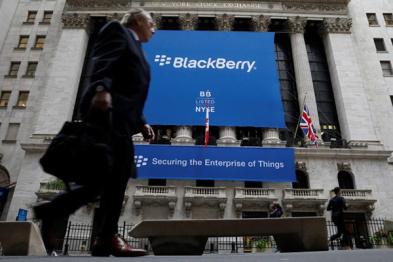 高通、黑莓扩大合作,联手进军互联网汽车