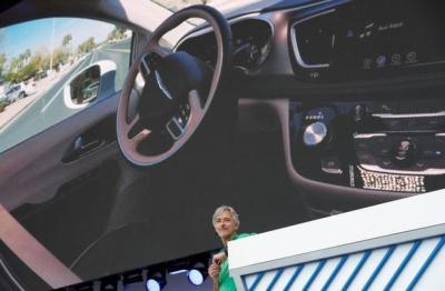 Waymo將在底特律工廠量產自動駕駛汽車