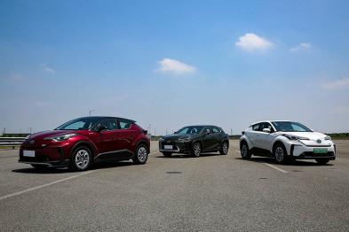 科技测测看 | 丰田纯电三款车型参数类似,实际体验却大有不同
