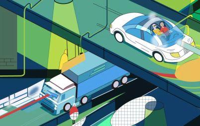 实地体验滴滴自动驾驶出租车:我们离告别「测试感」还有多远?