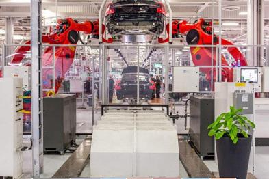 特斯拉并购Perbix,提升工厂自动化水平及产能