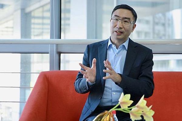 零跑汽车董事长 朱江明