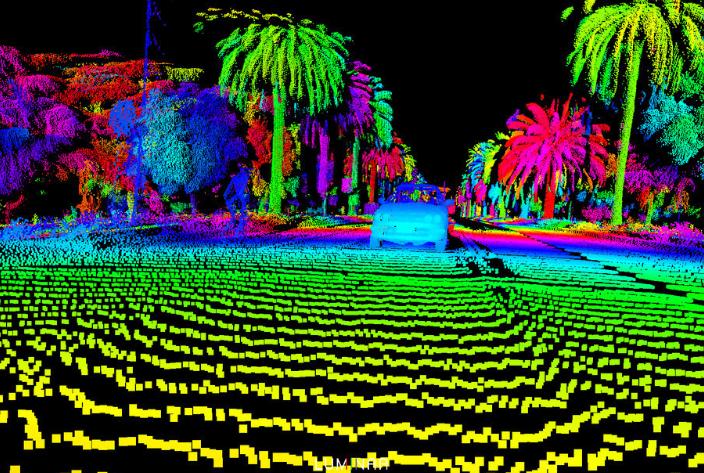 解决无人驾驶的核心技术,激光雷达公司Luminar获沃尔沃投资-汽车氪
